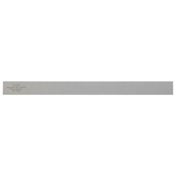Forum Stahllineal DIN 874//II 2000 x 60 x 12 mm