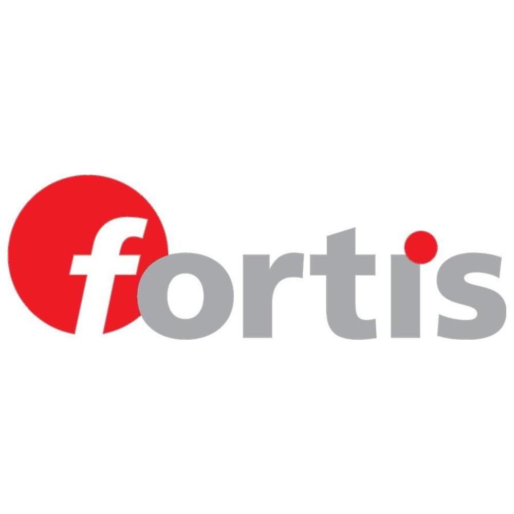 FORTIS Rundbürste Edelstahl 50mm gewellt