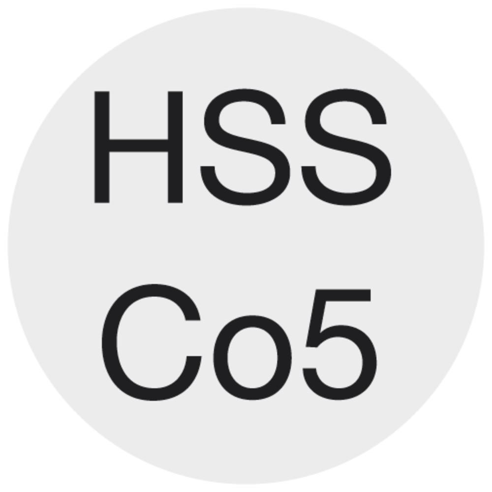 Exact Spiralb ähnlich DIN 338 N 130G 3,3 mm HSS Co5