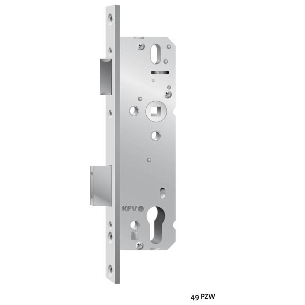 KFV PT-Einsteckschloss DL//DR VK10D55,20kt E92 PZ